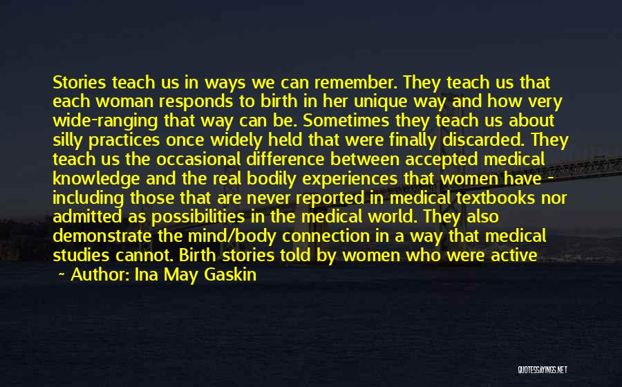 Ina May Gaskin Quotes 1452108
