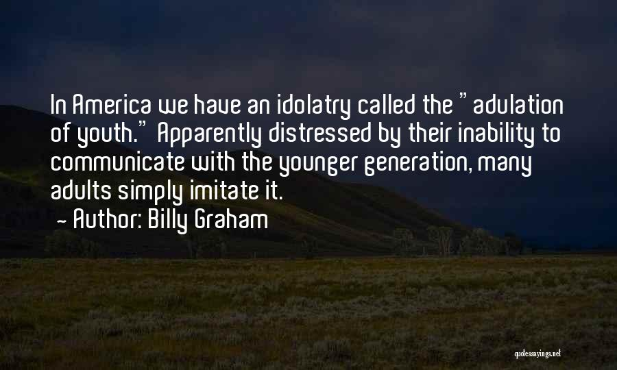 Inability To Communicate Quotes By Billy Graham