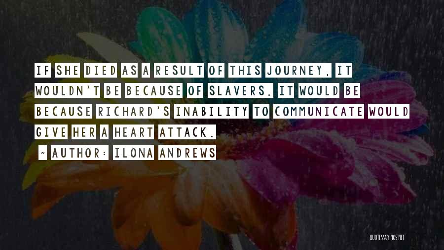 Inability To Communicate Quotes By Ilona Andrews