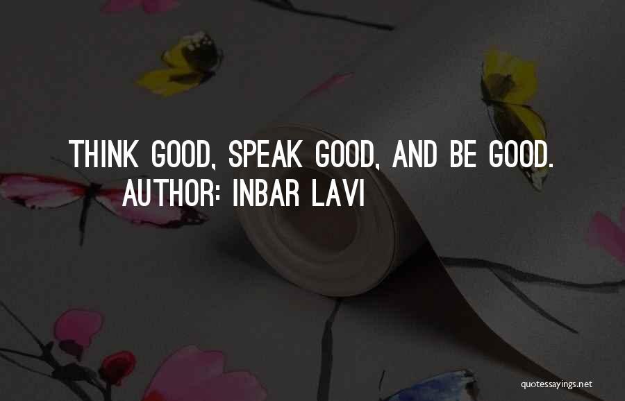 Inbar Lavi Quotes 1793494