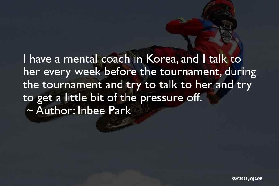 Inbee Park Quotes 1299390