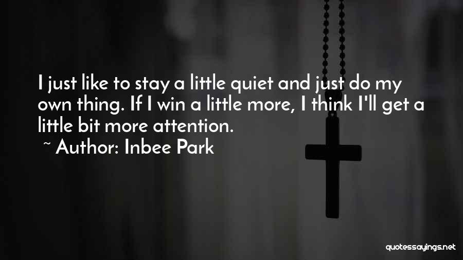Inbee Park Quotes 2095188