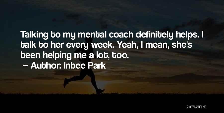 Inbee Park Quotes 720120