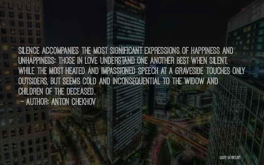 Inconsequential Quotes By Anton Chekhov
