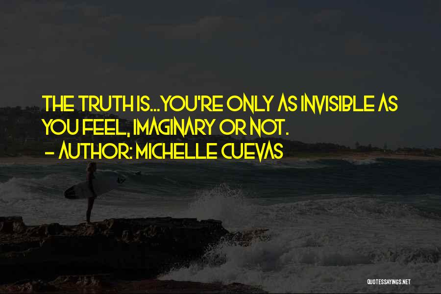 Inconsequential Quotes By Michelle Cuevas