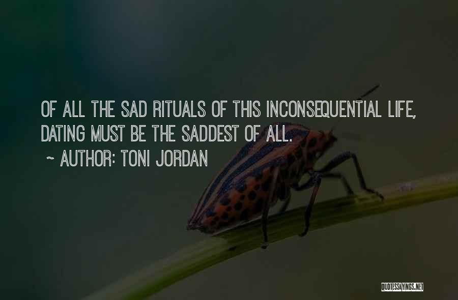 Inconsequential Quotes By Toni Jordan