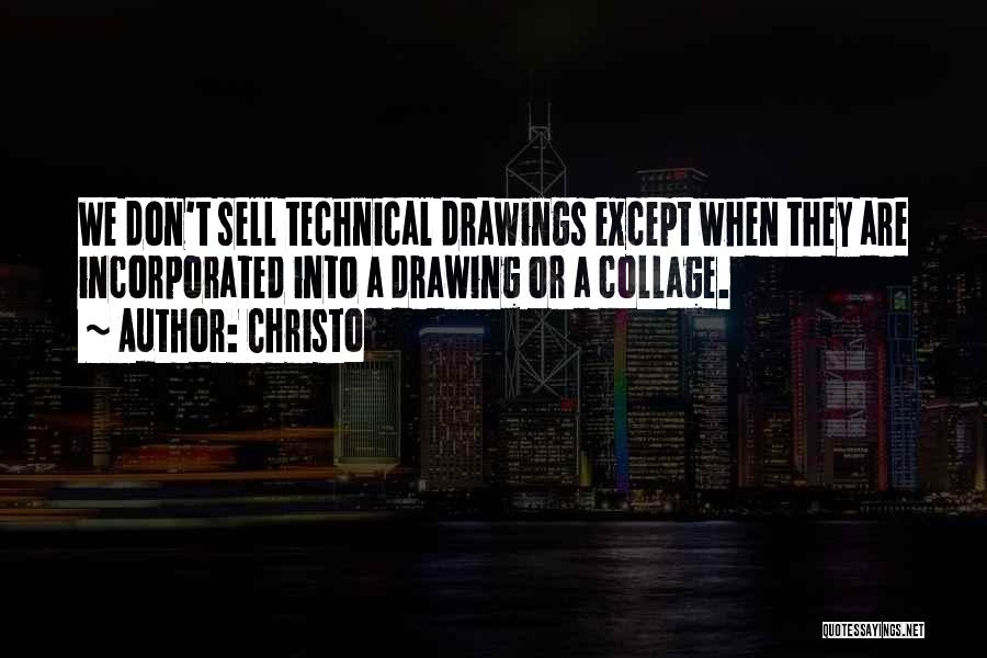 Incorporated Quotes By Christo