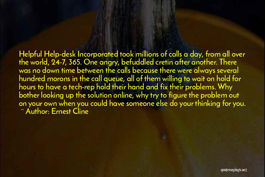 Incorporated Quotes By Ernest Cline