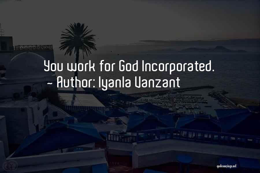Incorporated Quotes By Iyanla Vanzant
