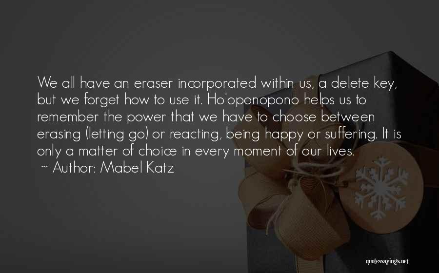 Incorporated Quotes By Mabel Katz