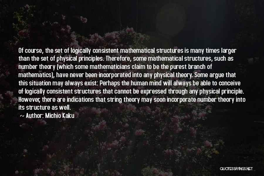 Incorporated Quotes By Michio Kaku