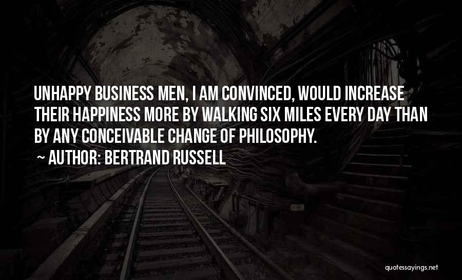 Increase Happiness Quotes By Bertrand Russell