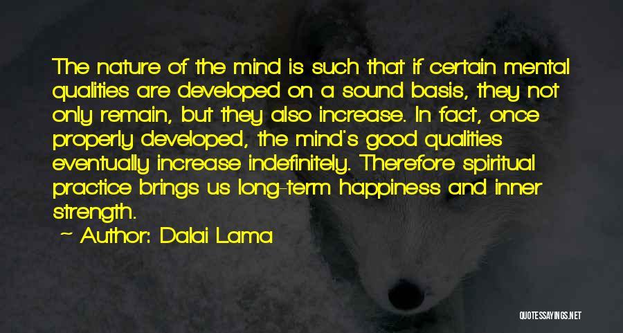 Increase Happiness Quotes By Dalai Lama