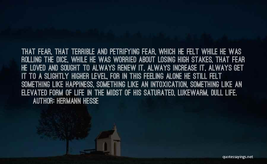 Increase Happiness Quotes By Hermann Hesse