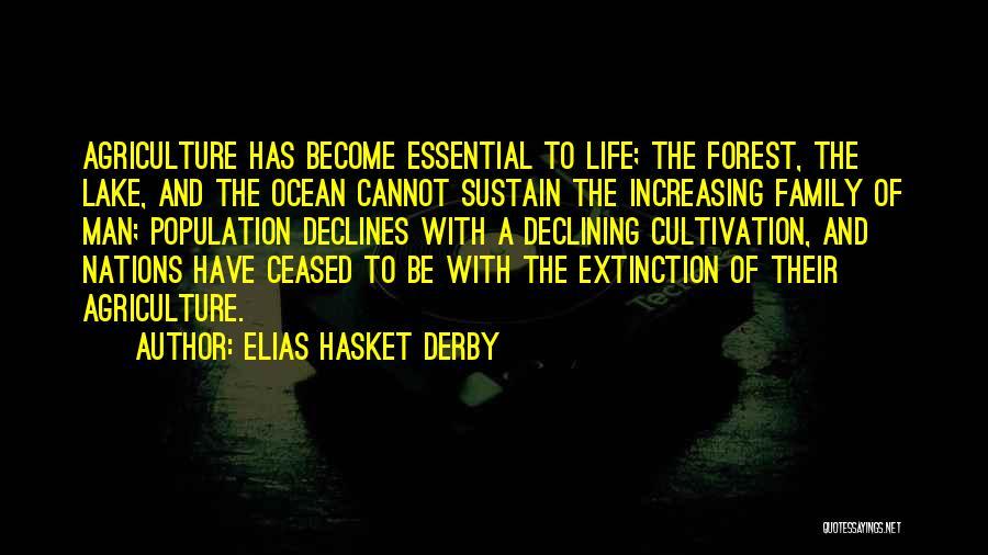 Increasing Population Quotes By Elias Hasket Derby