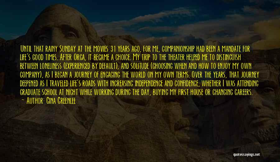 Independence Day With Quotes By Gina Greenlee