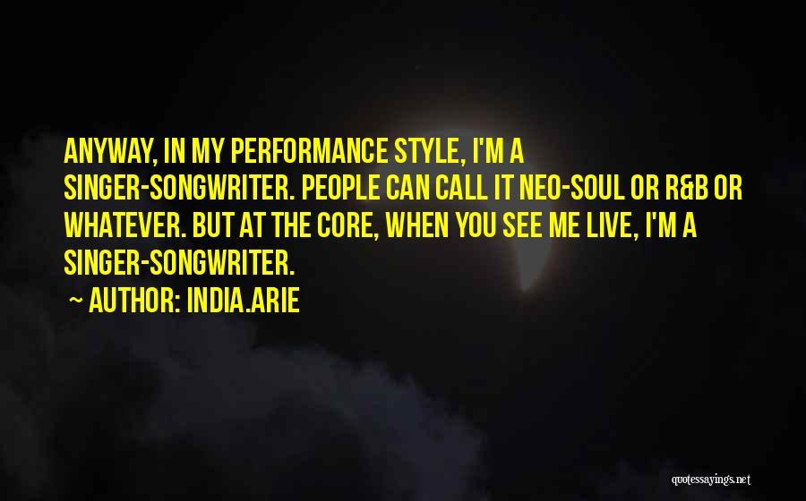 India.Arie Quotes 151689