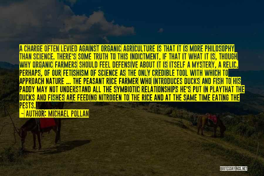 Indictment Quotes By Michael Pollan