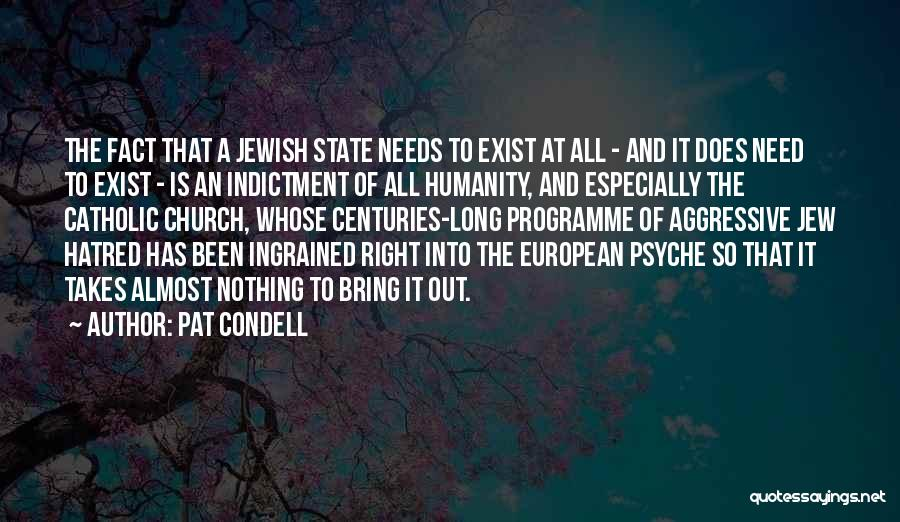 Indictment Quotes By Pat Condell