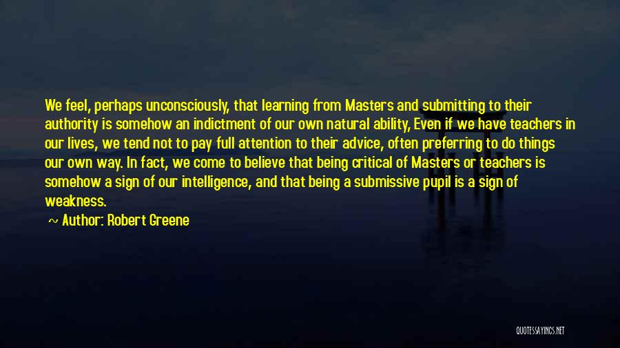 Indictment Quotes By Robert Greene
