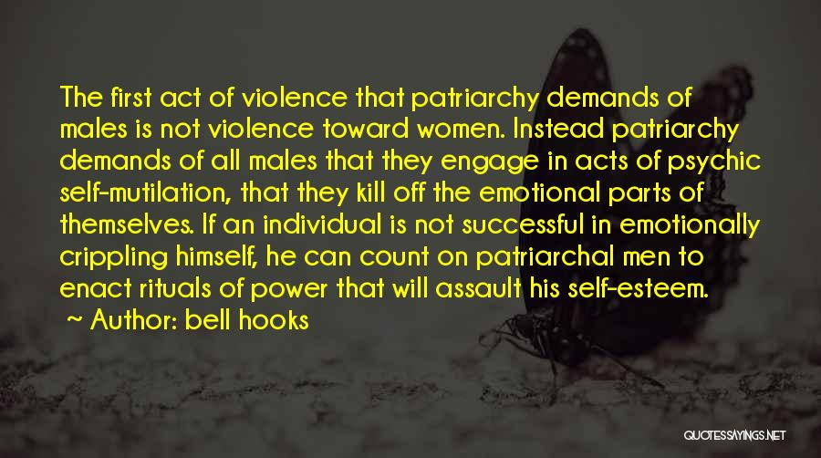 Individual Quotes By Bell Hooks