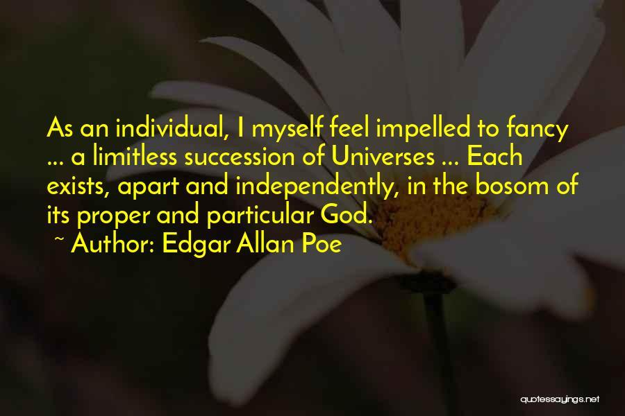 Individual Quotes By Edgar Allan Poe