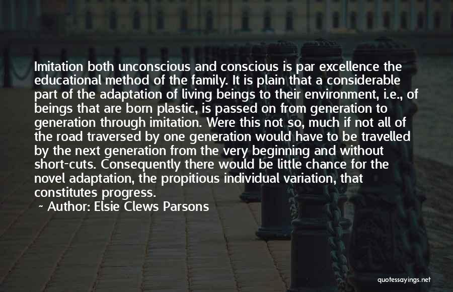 Individual Quotes By Elsie Clews Parsons