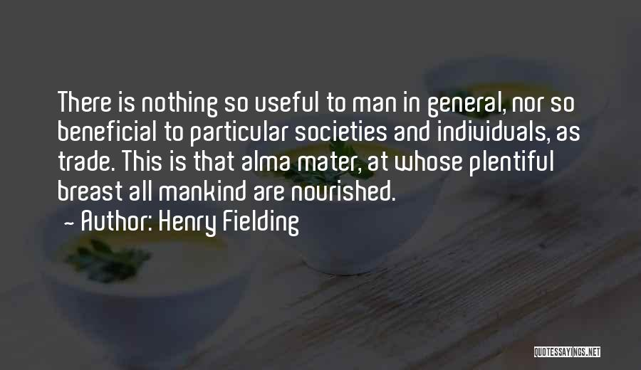 Individual Quotes By Henry Fielding