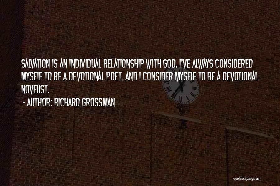 Individual Quotes By Richard Grossman