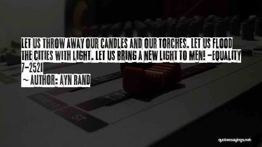 Individuality In Anthem Quotes By Ayn Rand