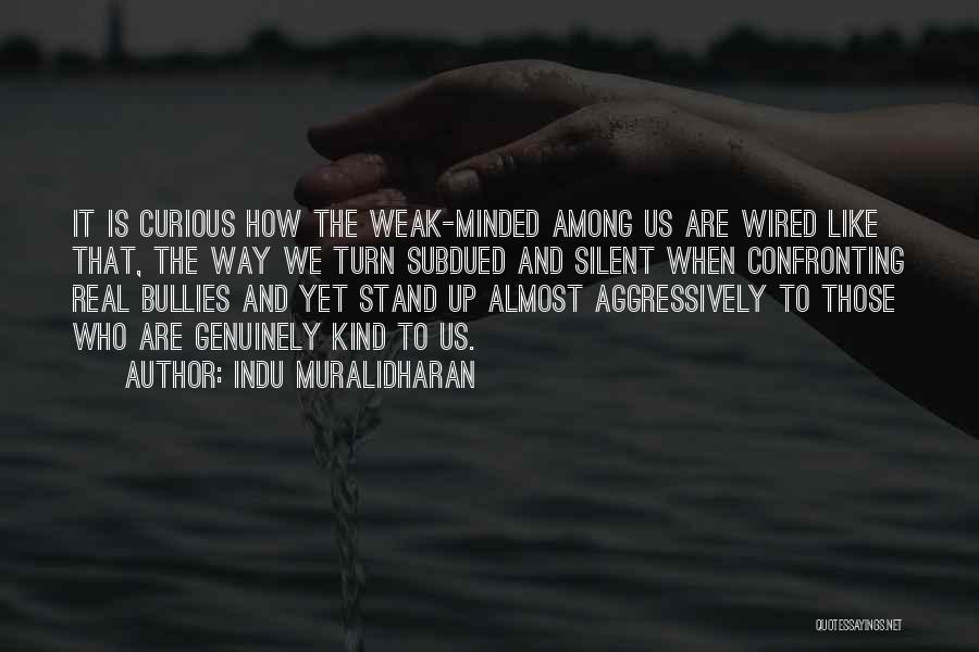 Indu Muralidharan Quotes 1553917