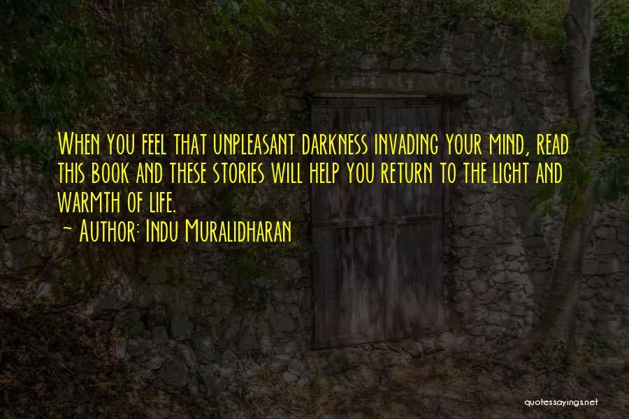 Indu Muralidharan Quotes 1591766