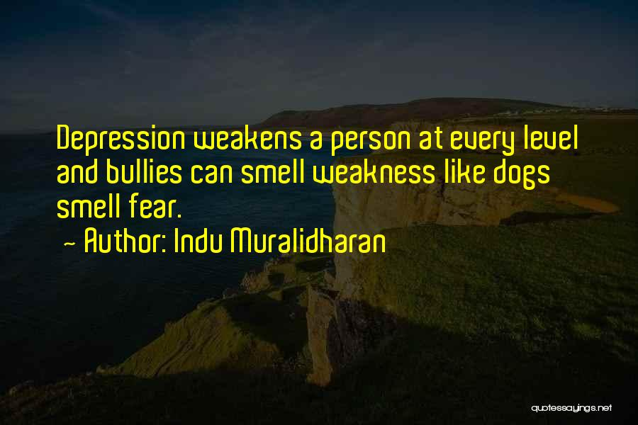 Indu Muralidharan Quotes 1757478