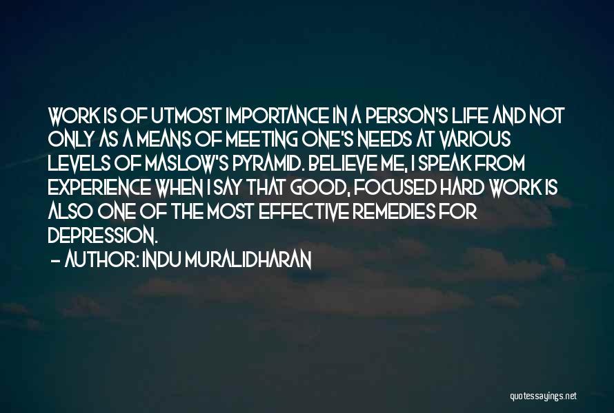 Indu Muralidharan Quotes 1801039
