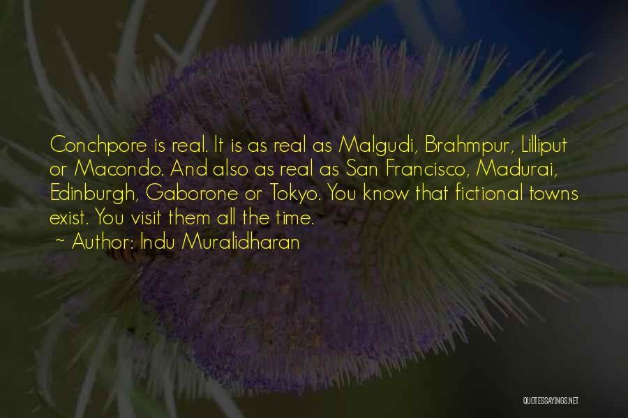 Indu Muralidharan Quotes 2023716