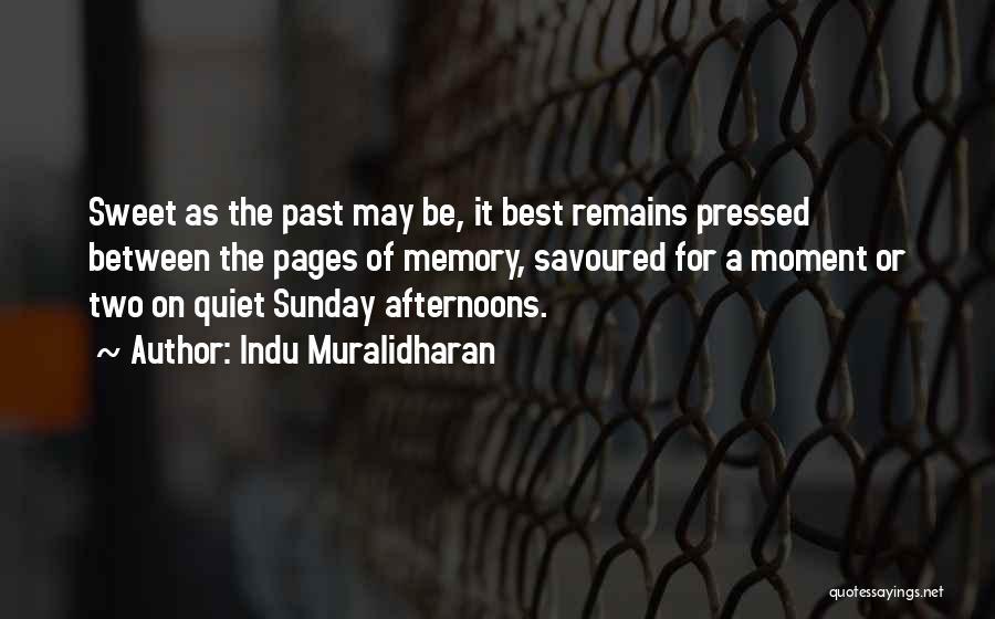 Indu Muralidharan Quotes 2042607