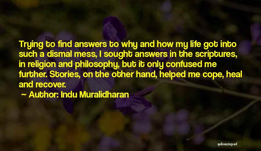 Indu Muralidharan Quotes 383380