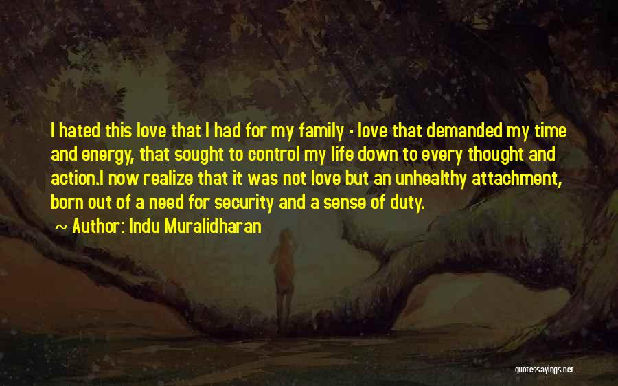 Indu Muralidharan Quotes 801810