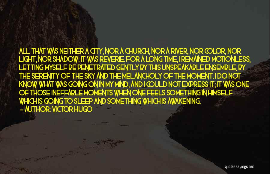 Ineffable Moment Quotes By Victor Hugo
