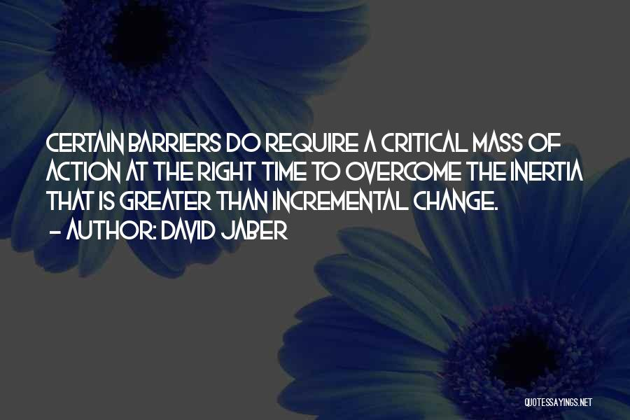 Inertia Quotes By David Jaber