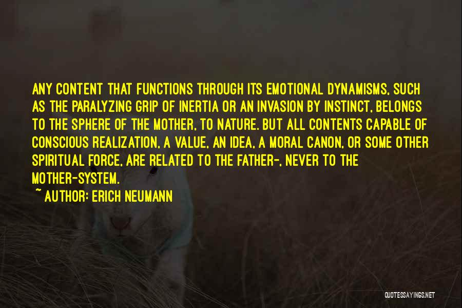Inertia Quotes By Erich Neumann