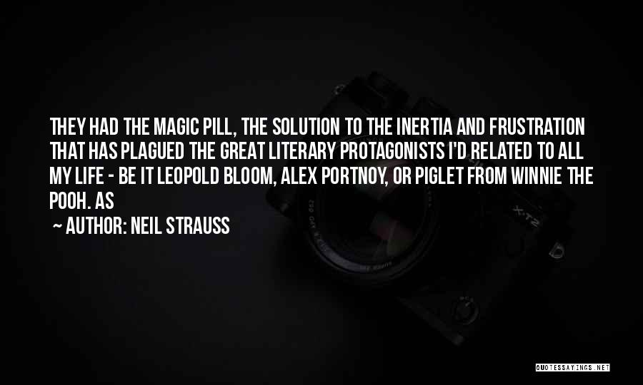 Inertia Quotes By Neil Strauss