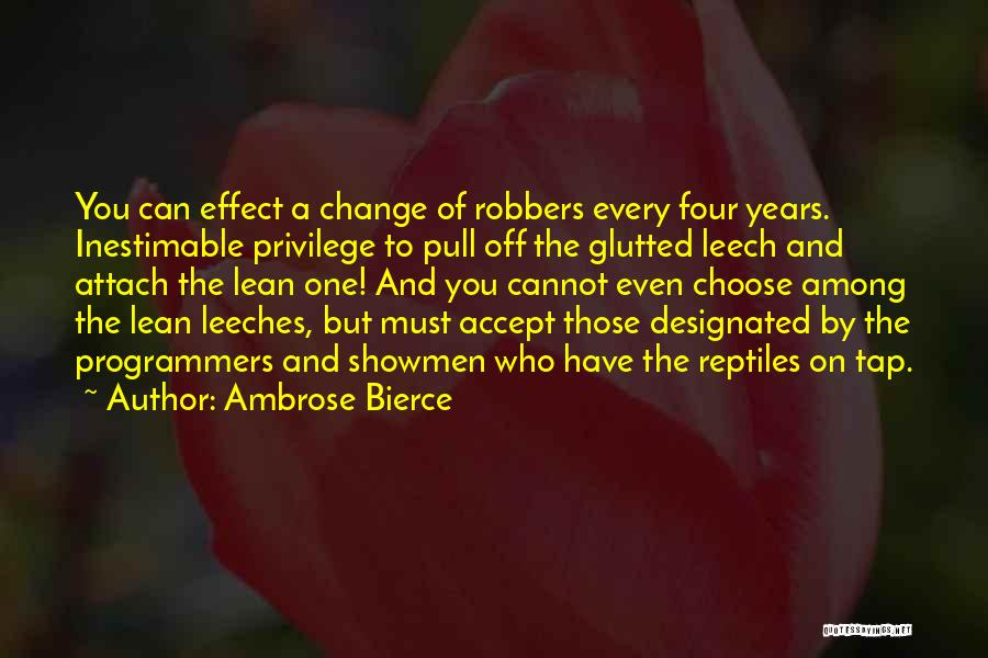 Inestimable Quotes By Ambrose Bierce