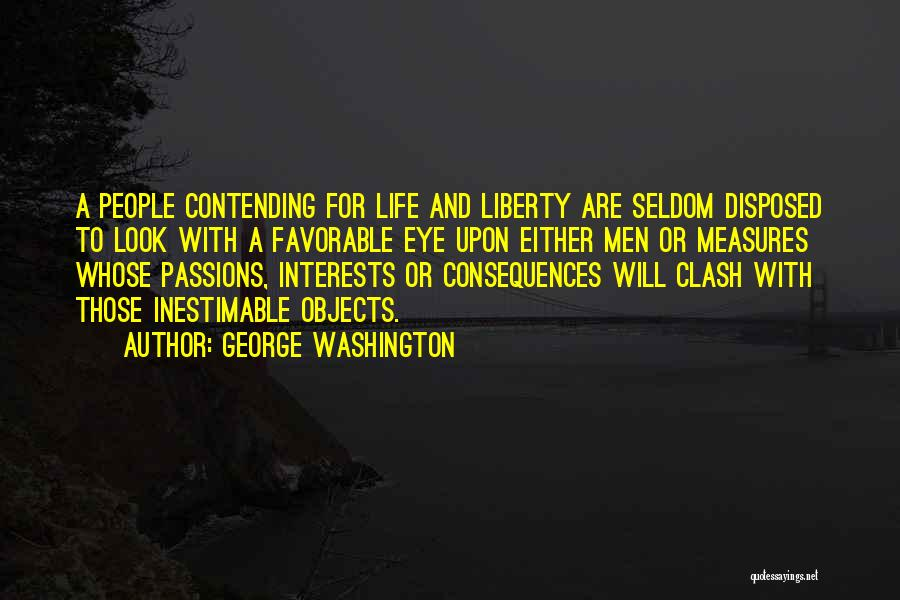 Inestimable Quotes By George Washington