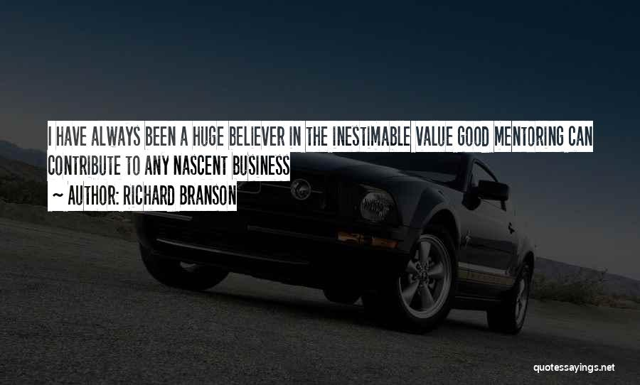 Inestimable Quotes By Richard Branson