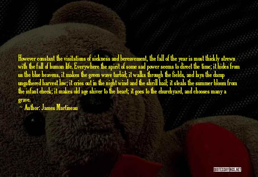 Infant Quotes By James Martineau