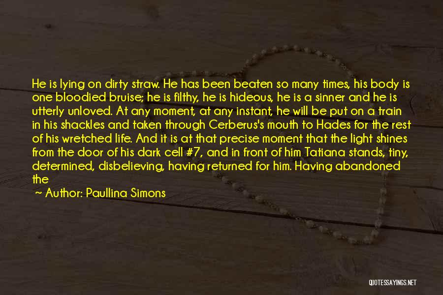 Infant Quotes By Paullina Simons