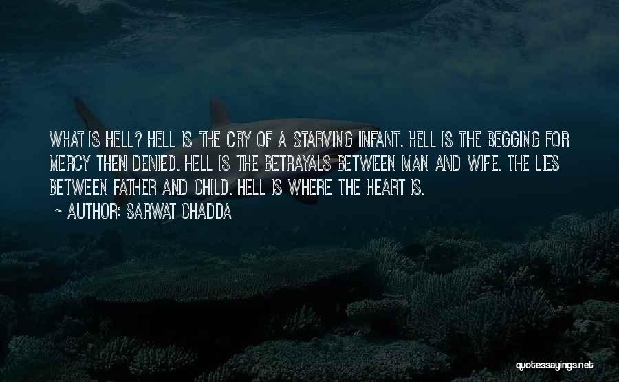 Infant Quotes By Sarwat Chadda