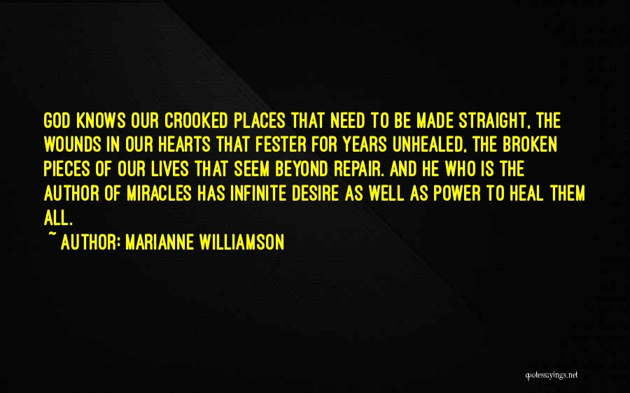 Infinite Power Quotes By Marianne Williamson