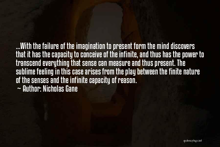 Infinite Power Quotes By Nicholas Gane